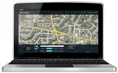 Nokia Map Creator  Editing Experience